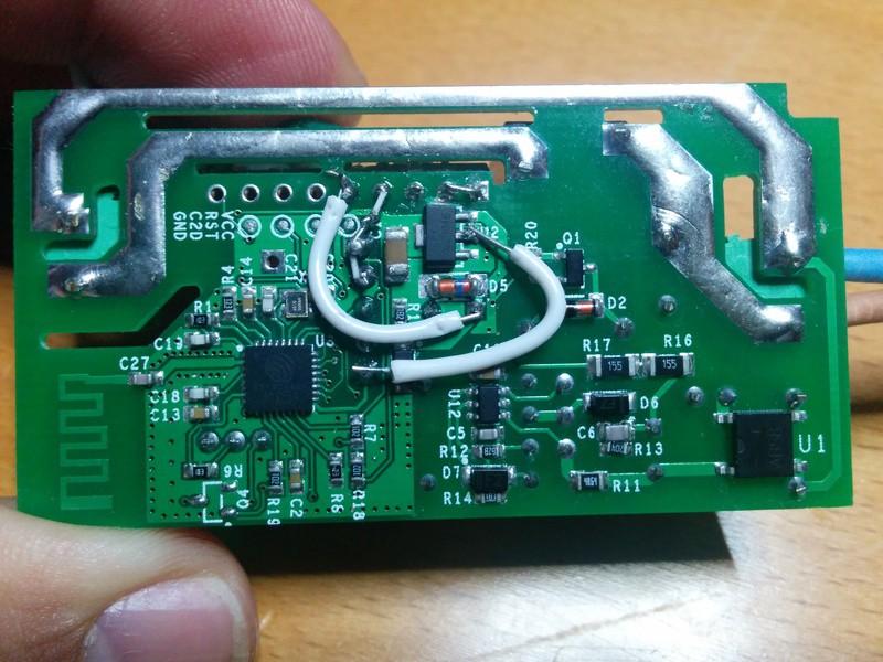 Adding RF to a Non-RF ITEAD Sonoff - Tinkerman
