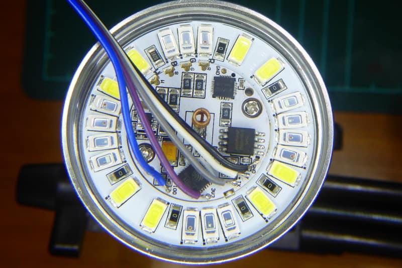 Ailight A Hackable Rgbw Light Bulb Tinkerman