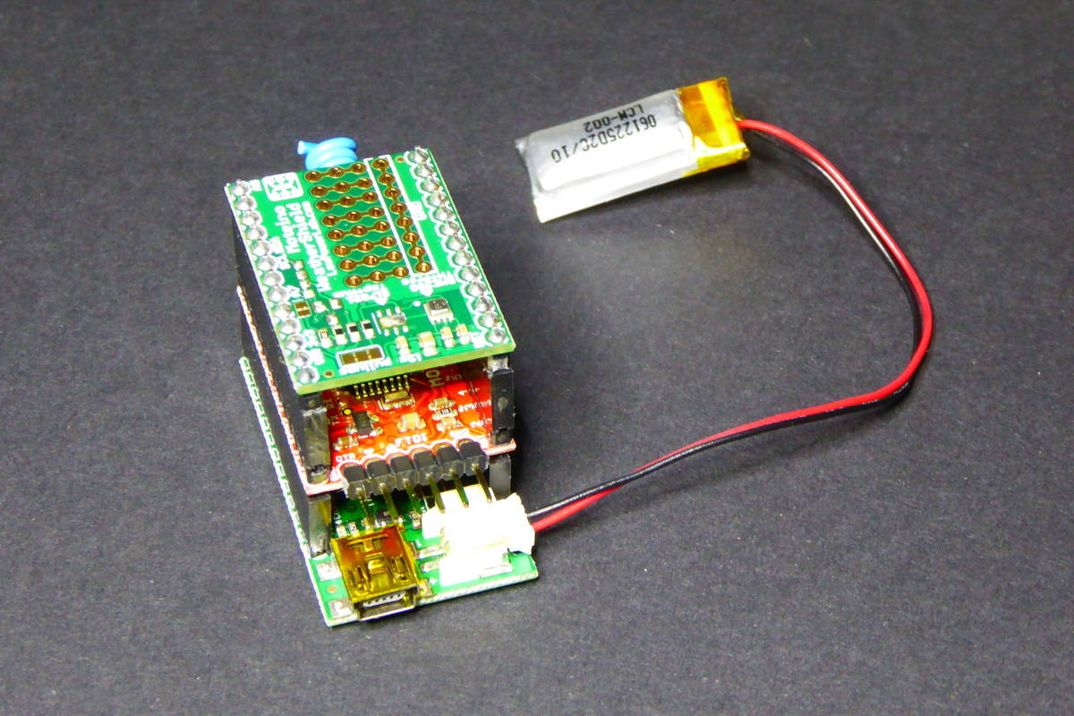 Low Power Weather Station With BME280 and Moteino - Tinkerman