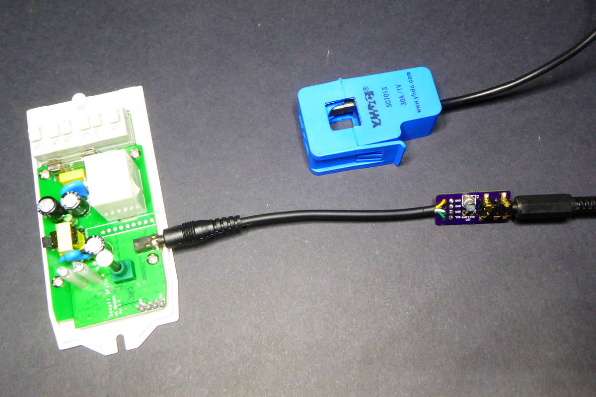 Power Monitoring With Sonoff TH and ADC121 - Tinkerman