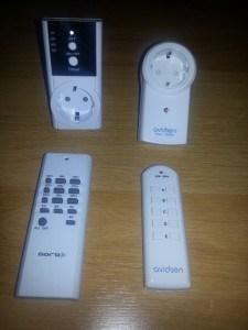 RF socket remotes