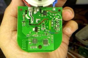 S20 Smart Switch board back