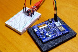 Flashing the ESP8266 in the 4Duino-24