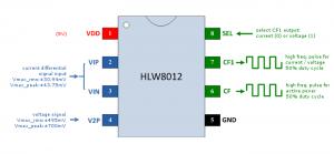 HLW8012 pinout