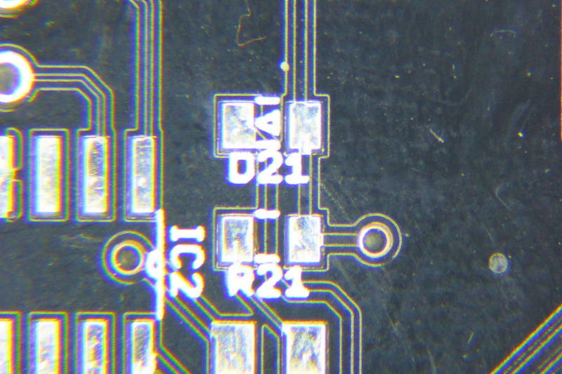 Slices Of A Clock Tinkerman Fusion Pcb Service Upgraded With Even Lower Pricing Seeed Studio The In Black Looks Awesome Only Small Glitch I Noticed Is 03mm Shift On Silkscreen Not Critical By Any Means