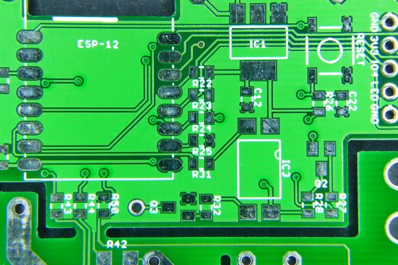 Pcb Archives Tinkerman Copper Circuit Boards Created Successfully By A 3d Printer Photos And Over Time I Have Tested Different Fabs Im Not An Expert Any Means But Wanted To Write Bit About Them Here The Basic Order Usually Do Is
